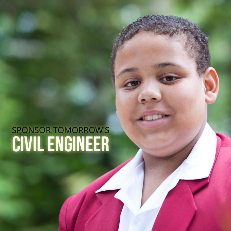Sponsor a Future Civil Engineer