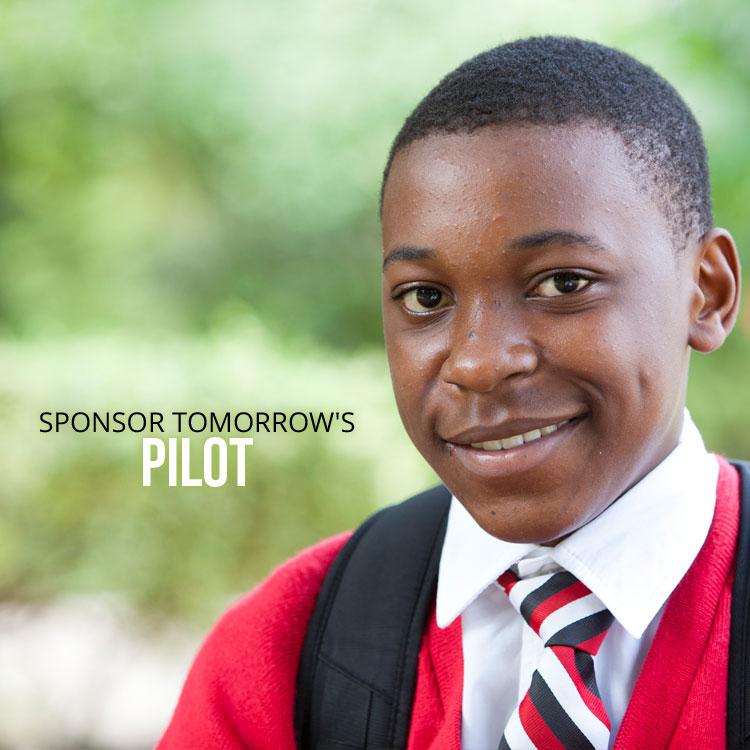 Sponsor a Future Pilot